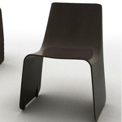 Carbon Slip Side Chair Finish: Carbon Fiber