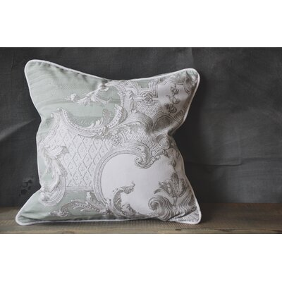 Patina Vie Renaissance Linen Throw Pillow