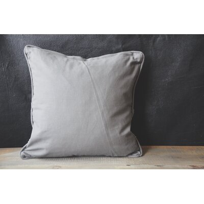 Patina Vie French Stitch 100% Cotton Throw Pillow