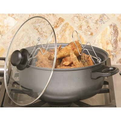 4.3 Liter Non-Stick Deep Fryer 509