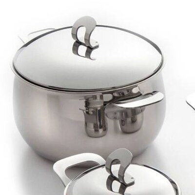 Excel Steel 7.5 qt. Stainless Steel Stock Pot 452