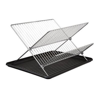 2 Tier Stand Drain Dish Rack