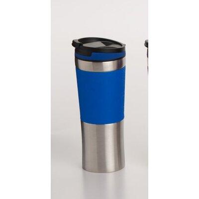 Suzette Double Walled 17 oz. Insulated Tumbler Color: Blue WNPR1861 39061243