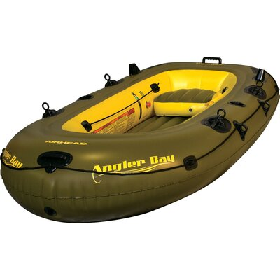 Image of Angler Bay Four Person Inflatable Boat (AHIBF-04)