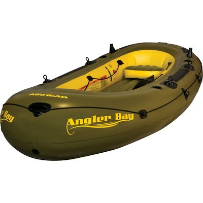 Image of Angler Bay Six Person Inflatable Boat (AHIBF-06)