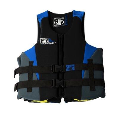 Image of Body Glove Stealth Men's Neo PFD Size: XL/2XL 44