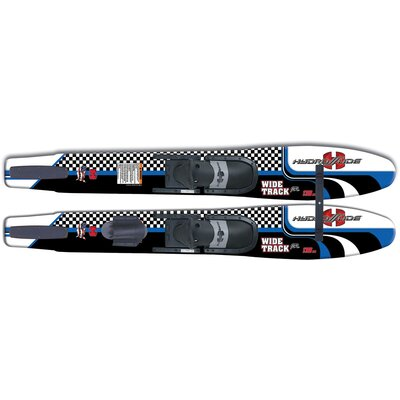 Buy Low Price HydroSlide Wide Track Jr. Combo Skis (HS389)