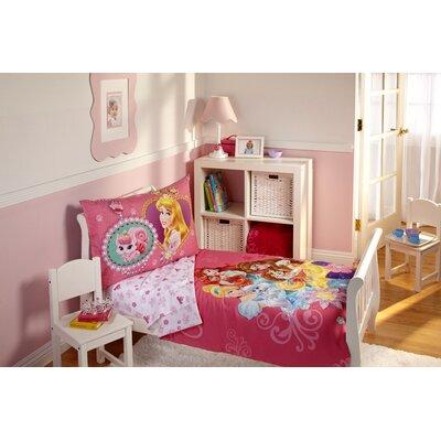 Palace Pet 4 Piece Toddler Bedding Set 5174416