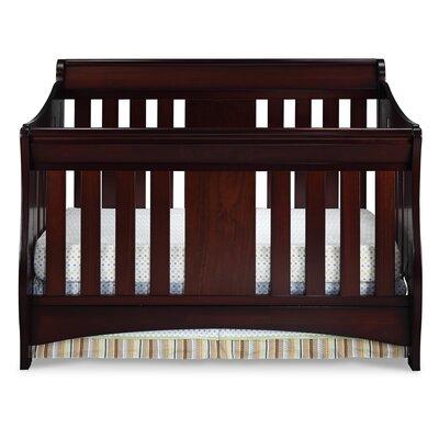 Oberon 4-in-1 Convertible Crib 6831-607