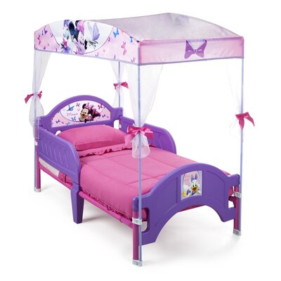 Minnie Mouse Toddler Canopy Bed BB87165MN