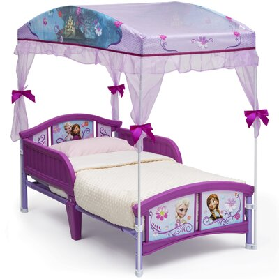 Frozen Toddler Canopy Bed BB86905FZ