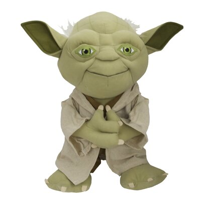 Star Wars Yoda Pillow Buddy