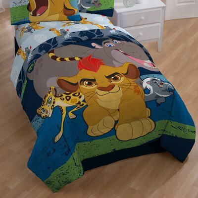 Disney Lion Guard Twin Comforter