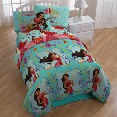 Elena of Avalor Midweight Down Alternative Comforter