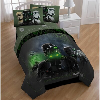 Star Wars Rogue One Imperial Comforter