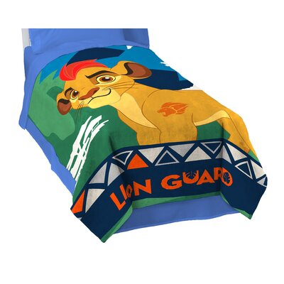 Lion Guard All for One Blanket
