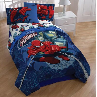 Marvel Spiderman Comforter 1221TFCO900