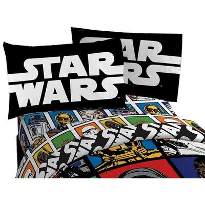 Star Wars Sheet Set 1010DBSS800