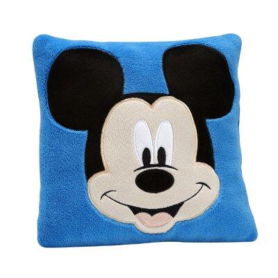 Mickey Polyester Throw Pillow