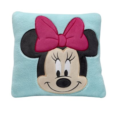 Minnie Polyester Throw Pillow