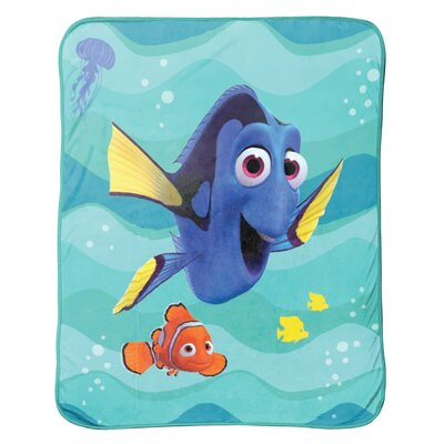 Finding Dory Stingray Plush Throw Blanket