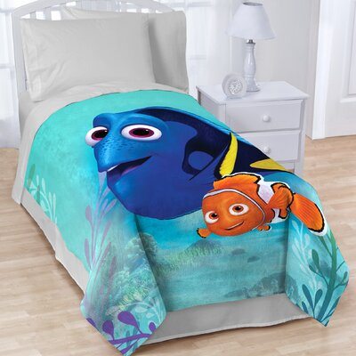 Finding Dory Stingray Blanket