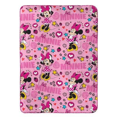 Nogginz Minnie 2 Piece Pillow and Blanket Set JF16824WFML