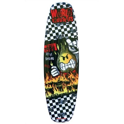 Image of World Industries World Industries Checks Wakeboard (WIW-2)