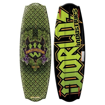 Image of World Industries World Industries Devil's Crest Wakeboard (WIW-5010)