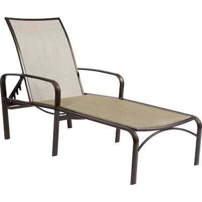 Sterling Replacement Slings Adjustable Chaise Lounge picture