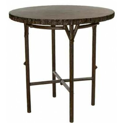 Chatham Heartwood Round Bar Table with Faux Top