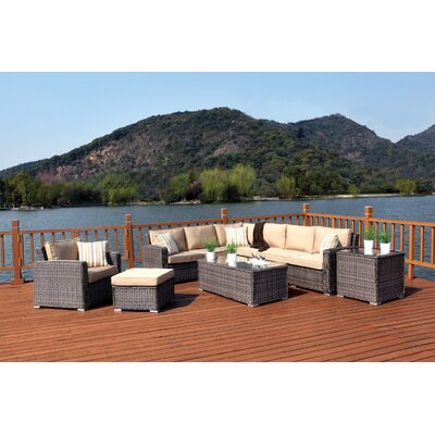 Choose Shore Deep Seating Group Cushions Bay - Product picture - 11903