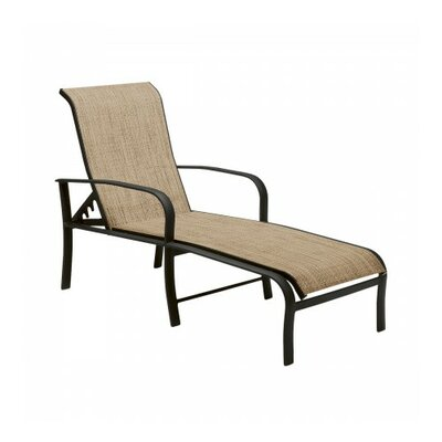Fremont Sling Reclining Chaise Lounge