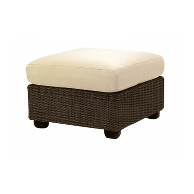 Montecito Ottoman with Cushion S511005-05N