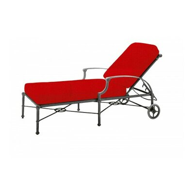 Choose Reclining Chaise Lounge Cushion Product Photo