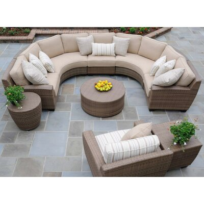Choose s Sectional Set Cushions Saddleback - Product picture - 11903