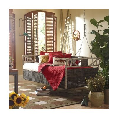 Run Sleeping Porch Swing Cushion - Product photo