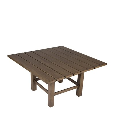 Woodlands Square Coffee Table - Product photo