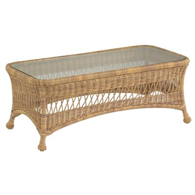Wicker Coffee Table 1754 Product Image