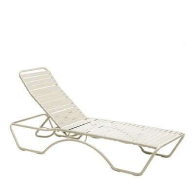 Adjustable Armless Chaise Lounge Frame 5663