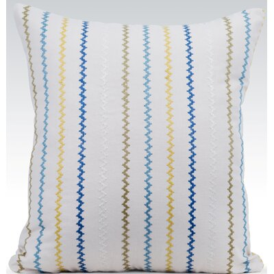 Vibrant Throw Pillow Color: Natural