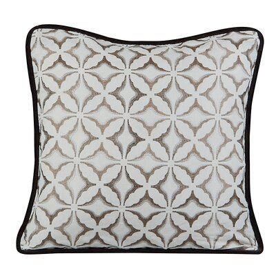 Frost Throw Pillow Color: Ivory