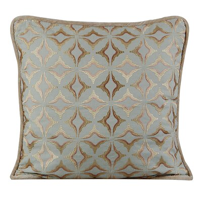 Frost Throw Pillow Color: Mist