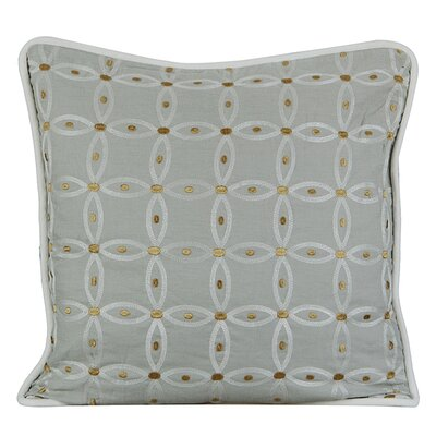 Gash Throw Pillow Color: Mist