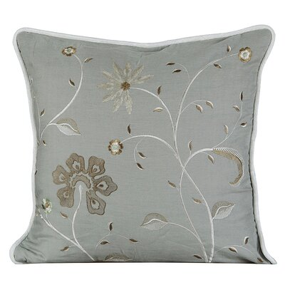 Golden Throw Pillow Color: Mist