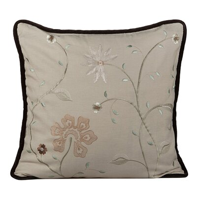Golden Throw Pillow Color: Wheatish
