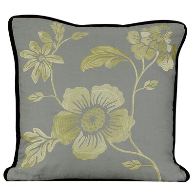 Royal Throw Pillow Color: Mist