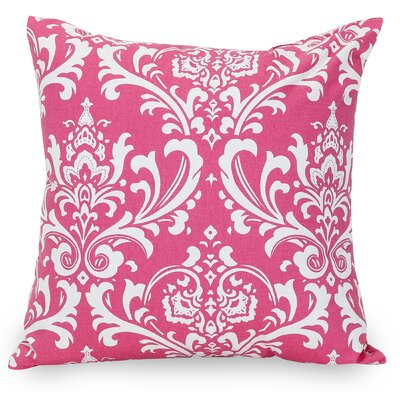 French Quarter Cotton Throw Pillow Size: Large