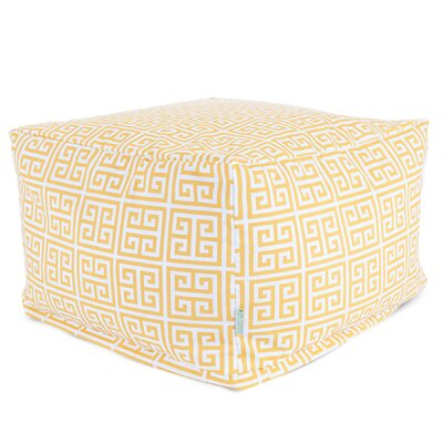 Towers Large Ottoman Fabric: Citrus