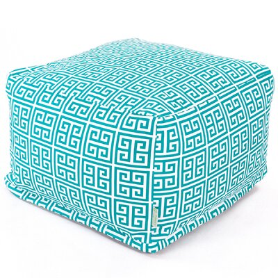 Towers Large Ottoman Fabric: Pacific